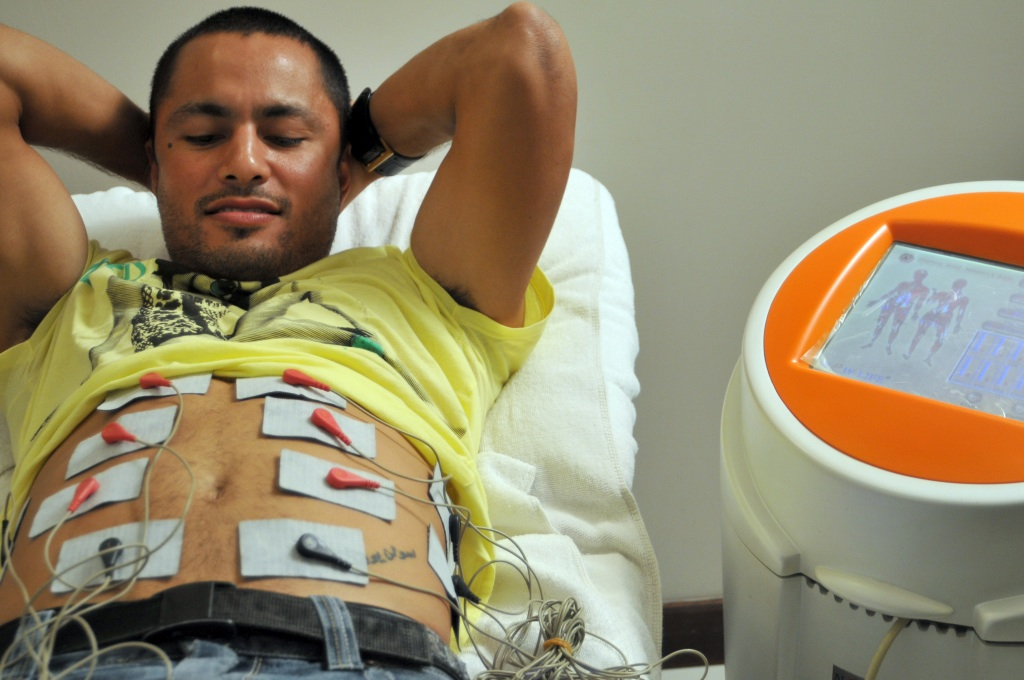 Derek Ramsay does bio-sculpt to stay in shape